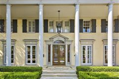 Mansions in Neoclassical Estate on prestigious Beverly Drive