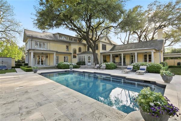 Neoclassical Estate on prestigious Beverly Drive luxury properties