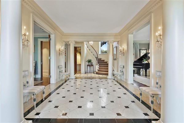 Luxury homes in Neoclassical Estate on prestigious Beverly Drive