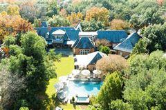Luxury real estate exquisite home in coveted Volk Estates