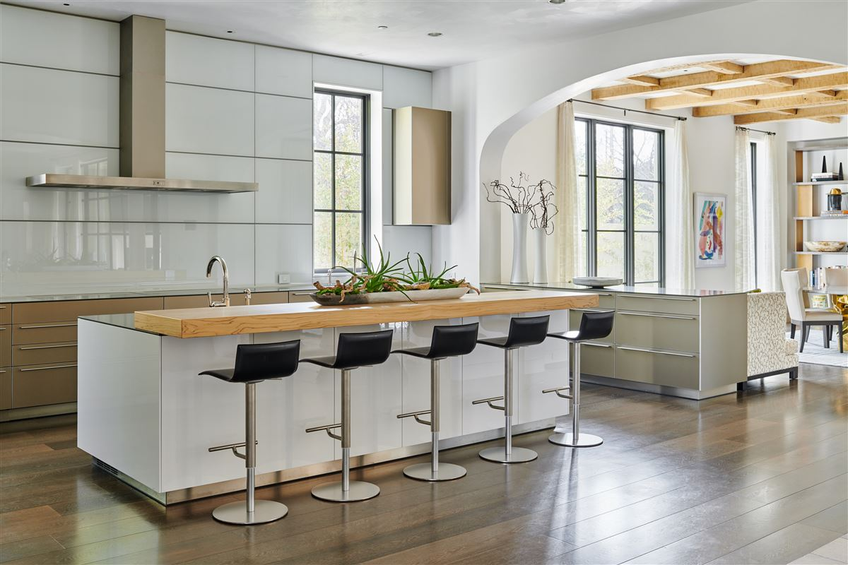Luxury properties an exquisite Highland Park custom home
