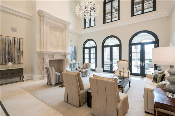 Luxury homes an incredible new Italian Mediterranean estate