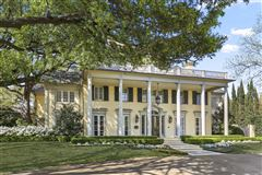 Historical Neoclassical Estate luxury real estate
