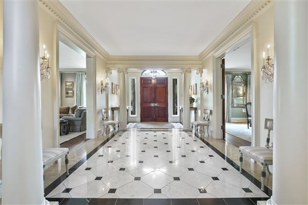 Luxury real estate Historical Neoclassical Estate