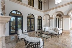 Luxury real estate magnificent new Italian Mediterranean estate