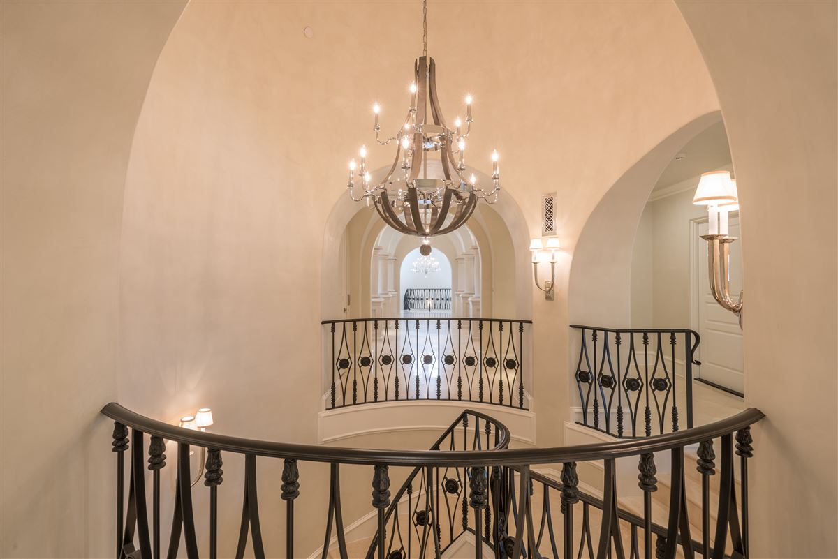 incredible new Italian Mediterranean estate luxury homes