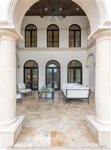 incredible new Italian Mediterranean estate luxury real estate