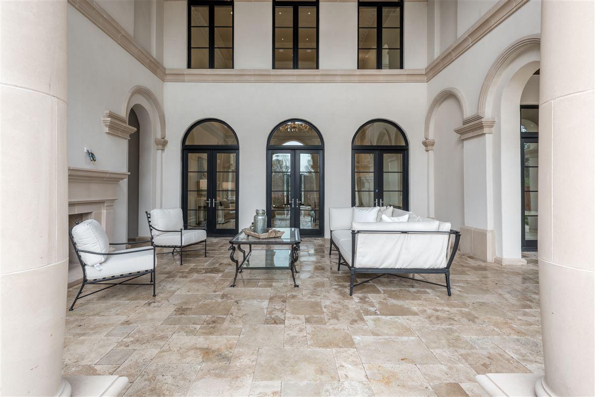 Luxury real estate incredible new Italian Mediterranean estate