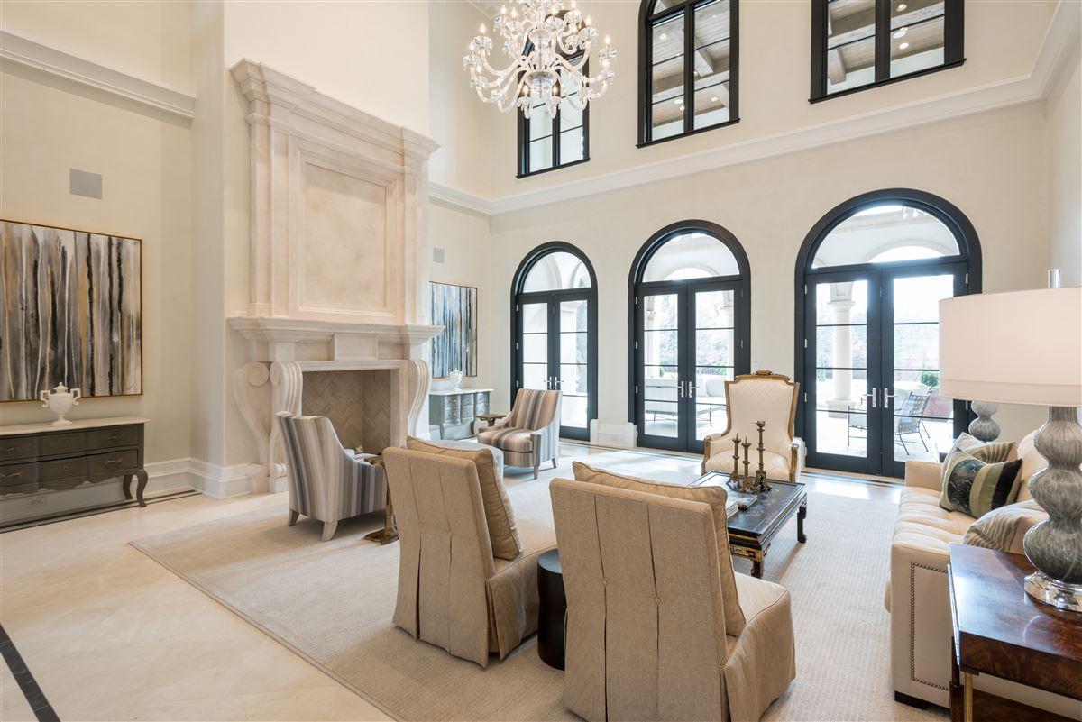 Luxury properties incredible new Italian Mediterranean estate