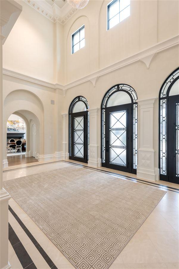 Mansions incredible new Italian Mediterranean estate