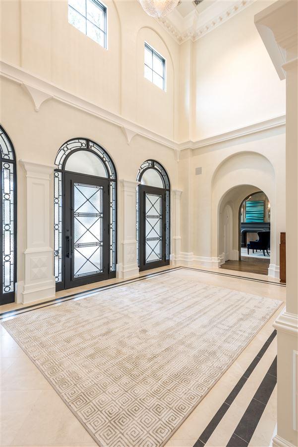 incredible new Italian Mediterranean estate mansions