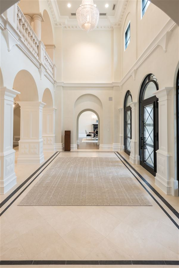 Luxury homes in incredible new Italian Mediterranean estate