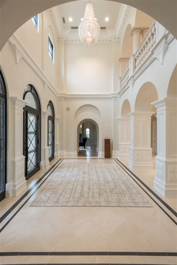 Mansions in incredible new Italian Mediterranean estate