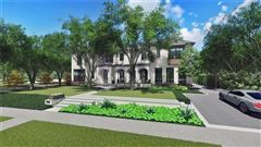 Luxury real estate incredible new home on coveted corner lot