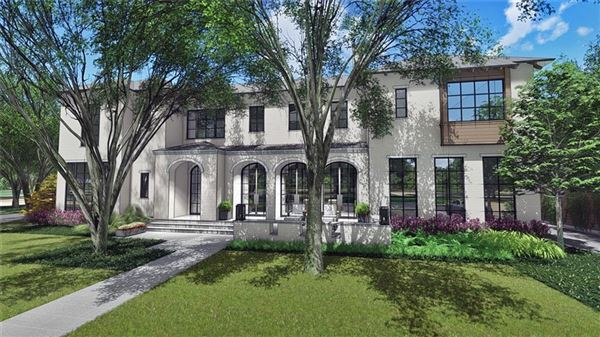 incredible new home on coveted corner lot luxury properties