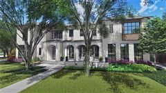 Luxury homes in incredible new home on coveted corner lot