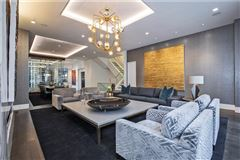 Mansions stunning contemporary townhome