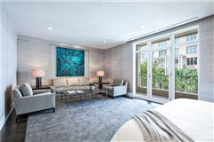 Luxury properties stunning contemporary townhome