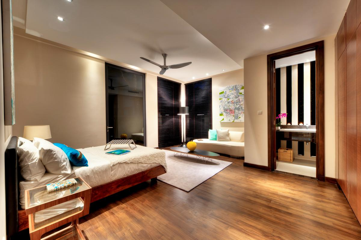 THE BUNGALOWS at GITA BAYU luxury homes