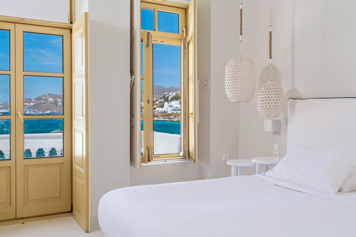 Luxury homes Luxury Villa for rent in Mykonos