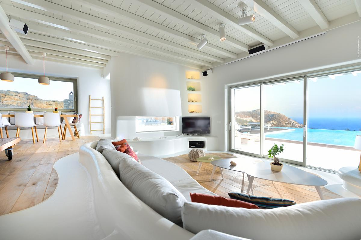 Luxury Villa in Elia Mykonos Greece luxury homes