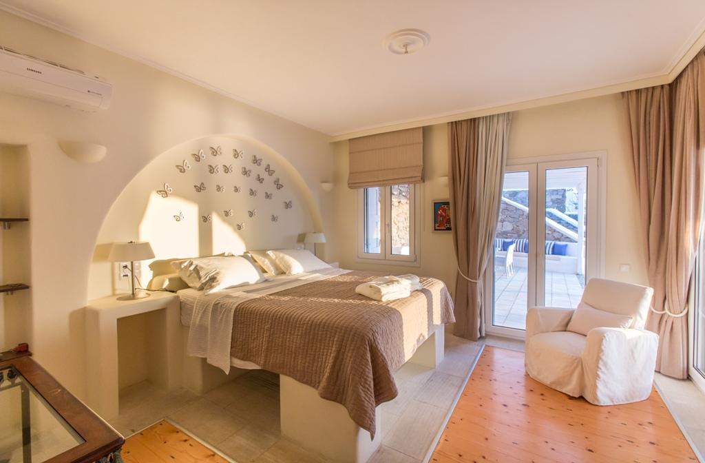 Luxury properties Luxury Villa rental in Mykonos