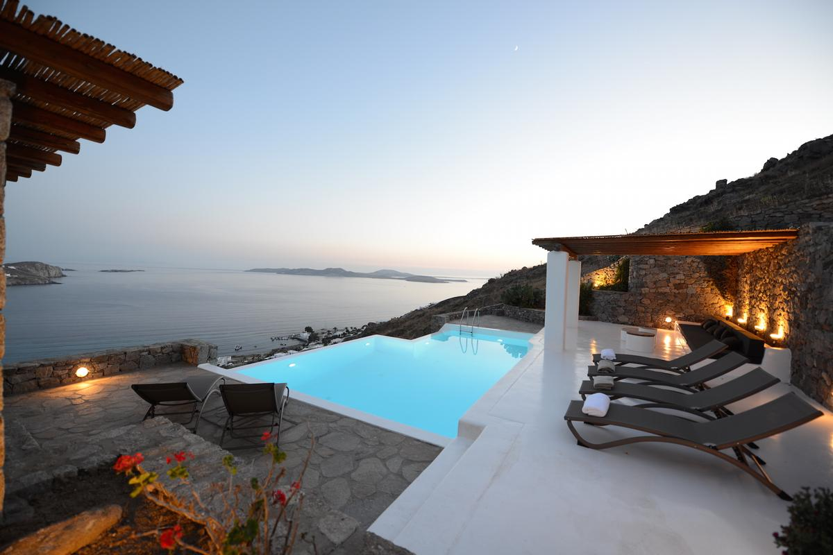 Luxury Villa with spectacular panoramic sea views luxury real estate
