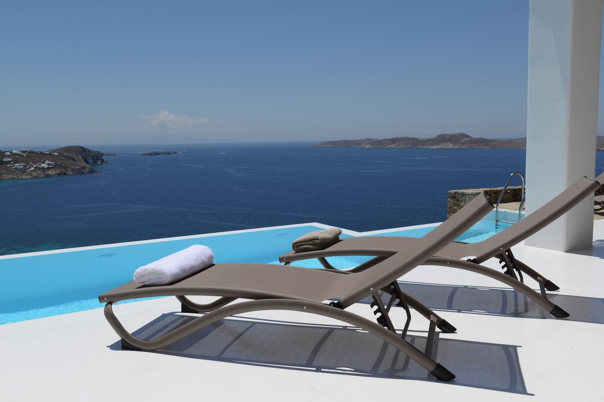 Luxury properties Luxury Villa with spectacular panoramic sea views