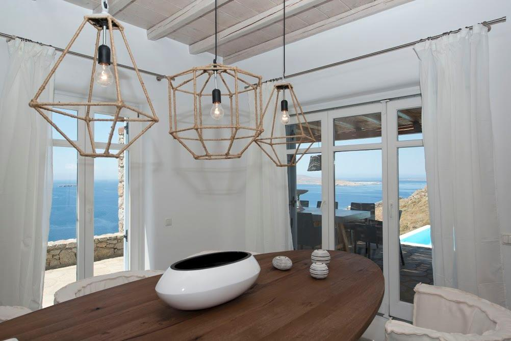 Luxury homes Luxury Villa with spectacular panoramic sea views