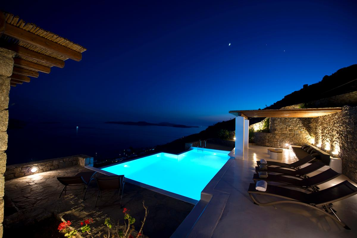 Mansions Luxury Villa with spectacular panoramic sea views