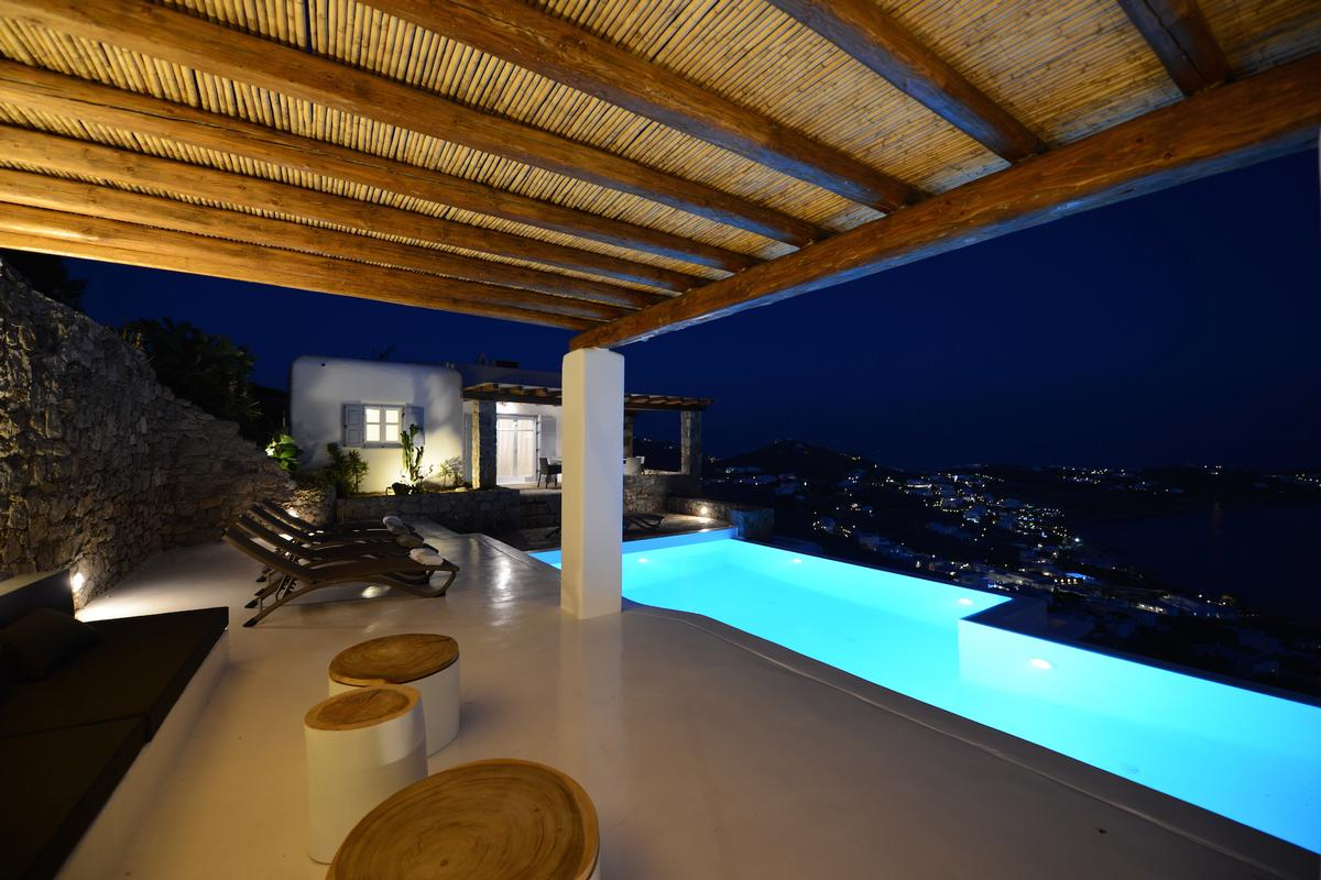 Luxury Villa with spectacular panoramic sea views luxury properties
