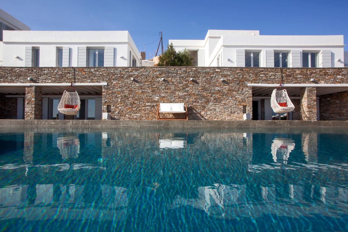 Luxury homes Luxury Villa with Sea View in Sifnos