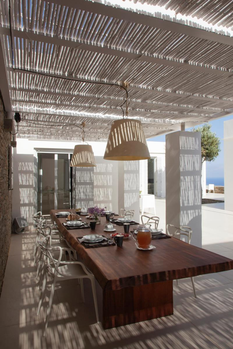 Luxury Villa with Sea View in Sifnos luxury homes