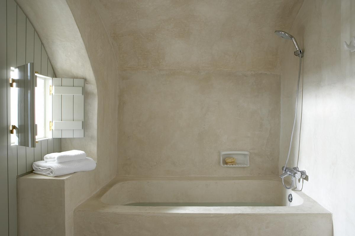 Four Luxury Villas in Santorini luxury real estate