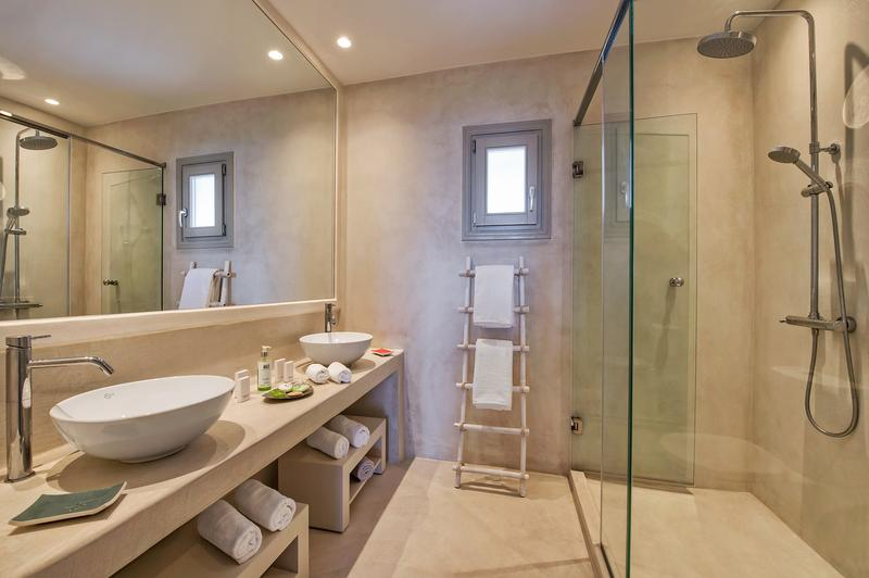 Villa with View in Santorini Island luxury real estate