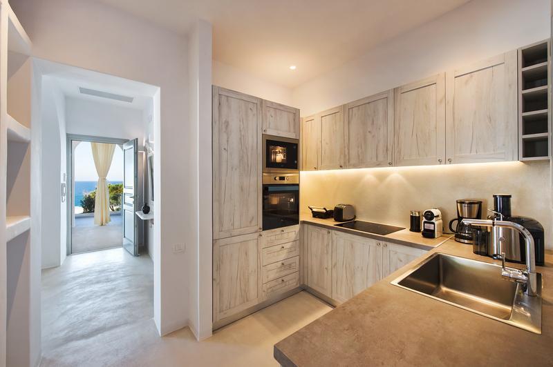 Luxury homes Villa with View in Santorini Island