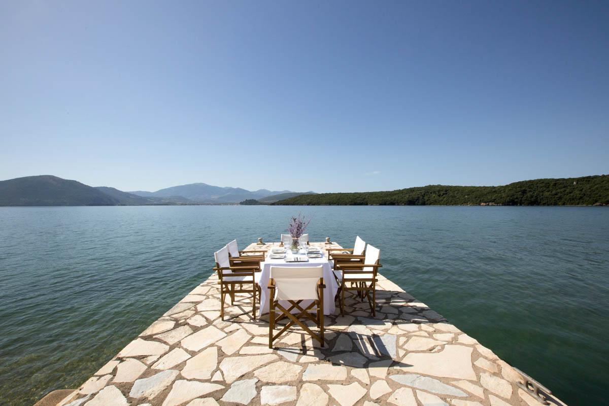 Luxury Villa 705 M2 in Vonitsa, Greece luxury homes