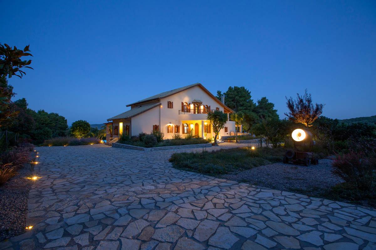 Luxury homes in Luxury Villa 705 M2 in Vonitsa, Greece