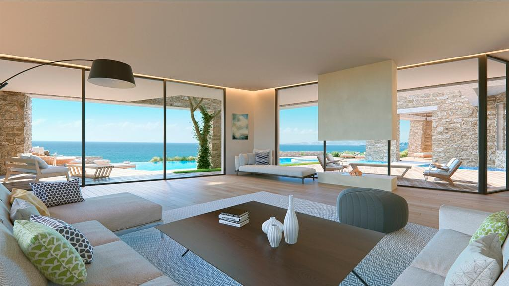 Luxury homes BEACHFRONT VILLA A - NAVARINO RESIDENCES