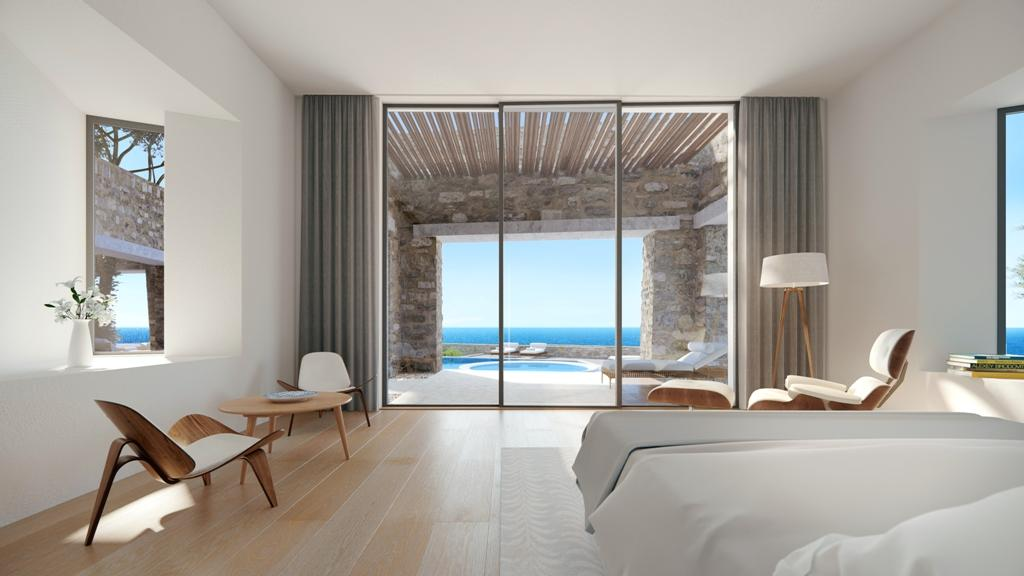 BEACHFRONT VILLA A - NAVARINO RESIDENCES luxury homes