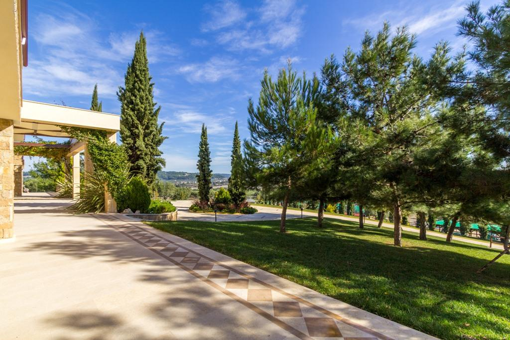 Luxury real estate BEACHFRONT VILLA IN CHALKIDIKI