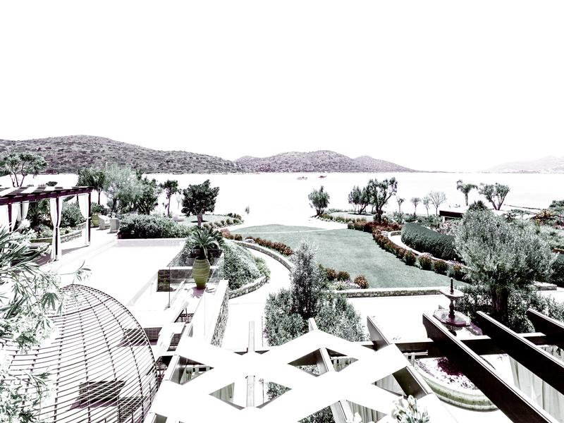Luxury real estate Luxury BEACHFRONT VILLA in Greece
