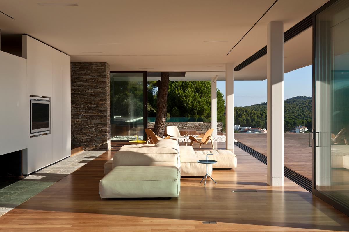 Luxury real estate Luxury villa - Skiathos