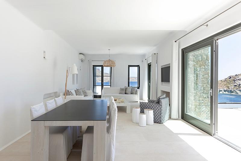 Luxury homes Luxury Seafront Villa in Mykonos