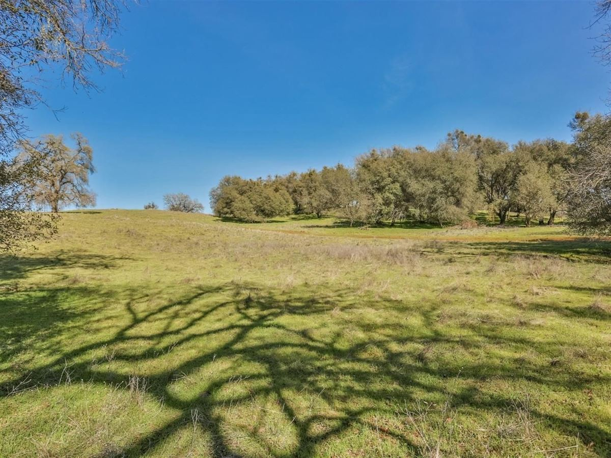 140-plus acres in shingle springs luxury homes