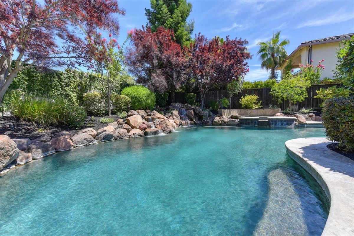 Luxury real estate  gorgeous Granite Bay community of Douglas Ranch