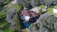 Mansions in 59 acre estate property in the heart of loomis