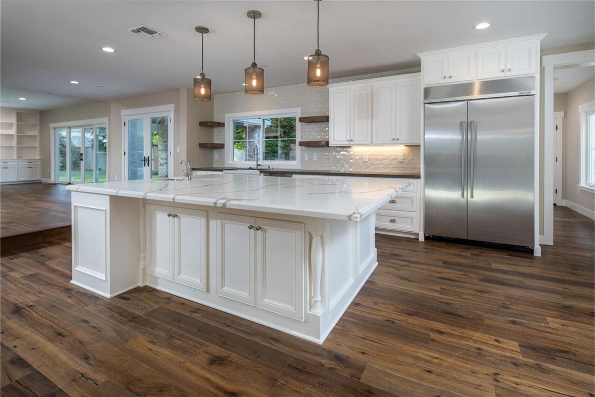 Luxury homes in custom home in prestigious Shelborne Estates