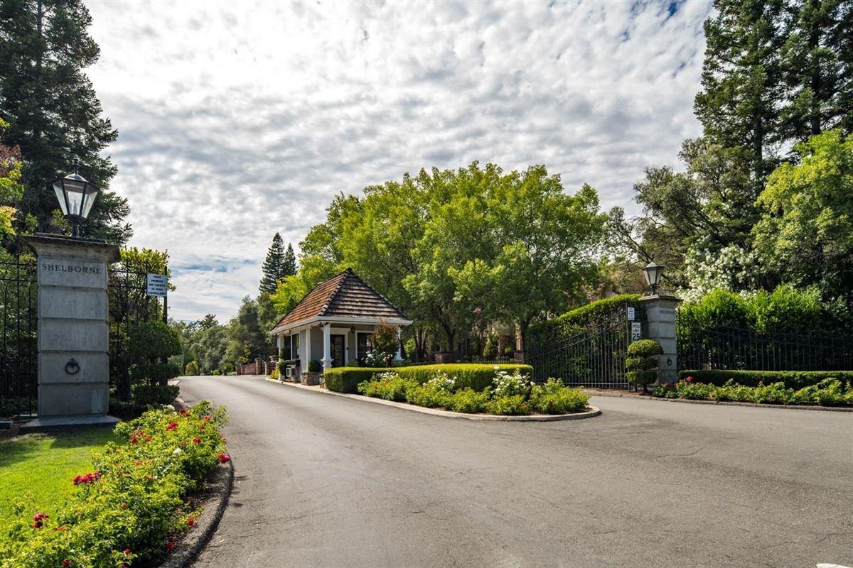 custom home in prestigious Shelborne Estates mansions