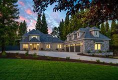 Mansions in custom home in prestigious Shelborne Estates